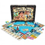 Pirate-opoly the board game
